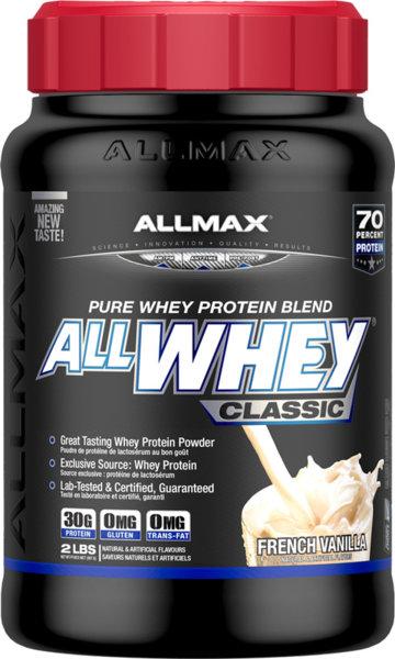 AllMax AllWhey 907g (2lb)